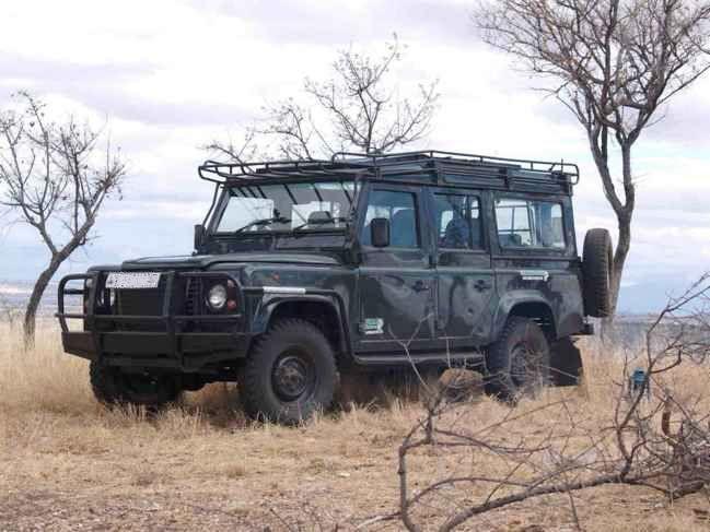 land rover de safari en tanzania