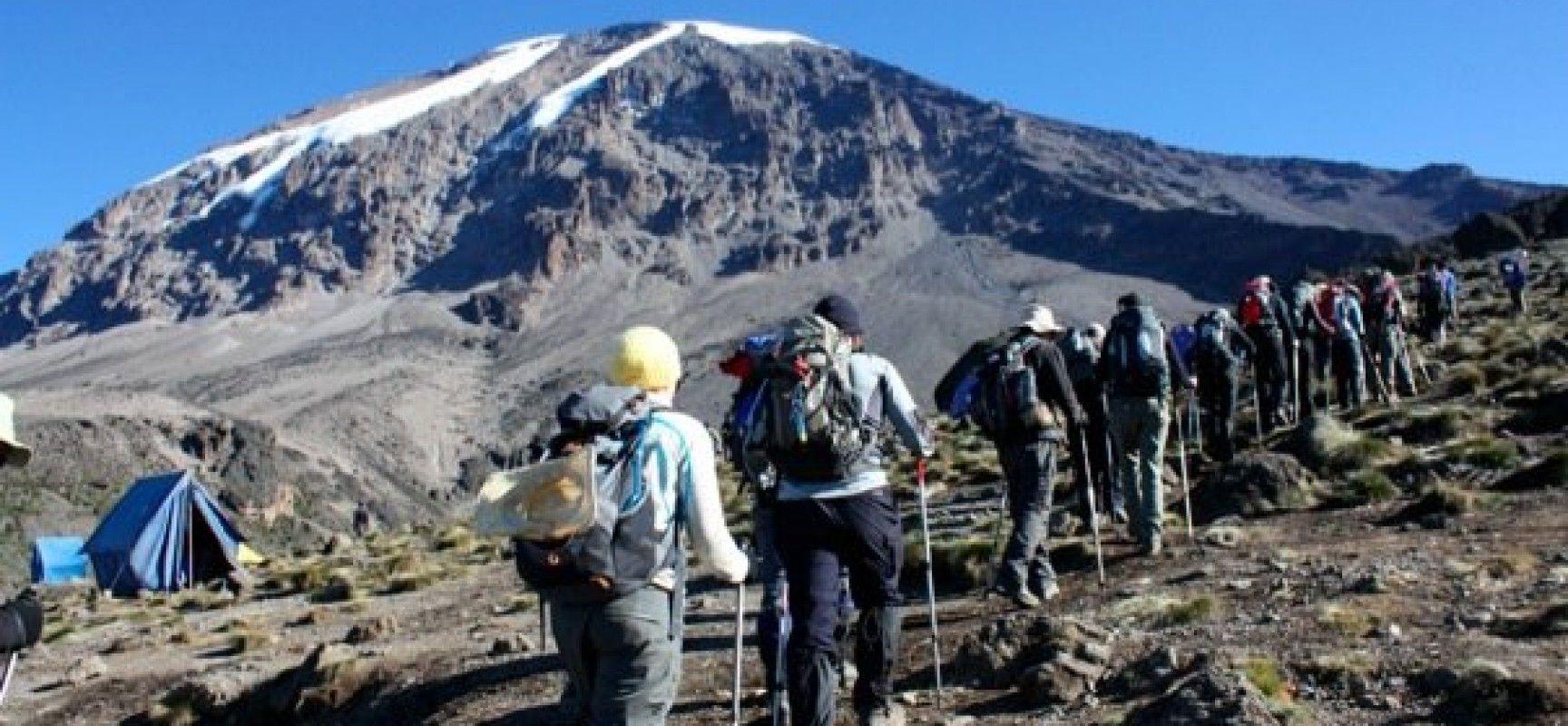 subir al kilimanjaro